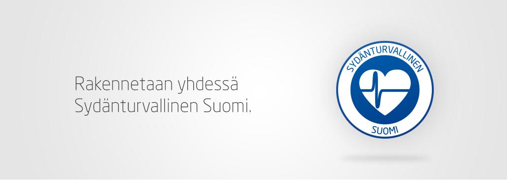 Rakennetaan yhdessä Sydänturvallinen Suomi