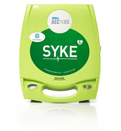 ZOLL AED Plus - defibrillaattori